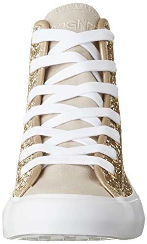 Bogner New Jersey Lady 2, Sneakers basses femme Gold (platinum)