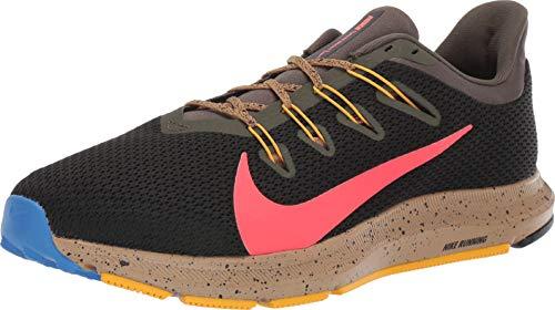 Zapatillas Running Nike QUEST OI 19 Hombre Negro