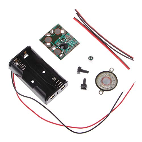 ic Kit Sprachaufzeichnung IC-Modul Mini Digital Chip Recorder Musikkarte ()