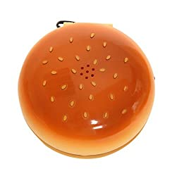 Aashrit Burger Style Landline Phone (Brown)