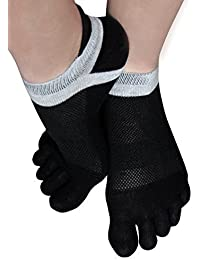 Zehensocken Sneakersocken 5 Zehensocken Fingersocken Toe Socks