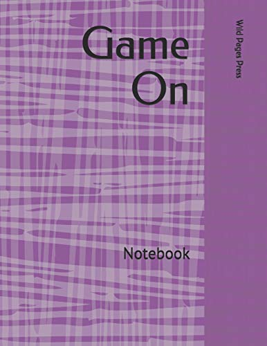 Game On: Notebook por Wild Pages Press