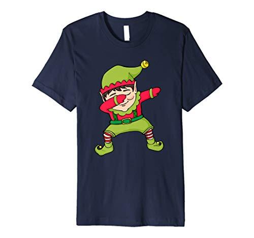 (Sanftes Elf Weihnachten DAB Neuheit Shirt)
