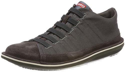 Camper Herren Beetle Low-top Grau (grigio Scuro)