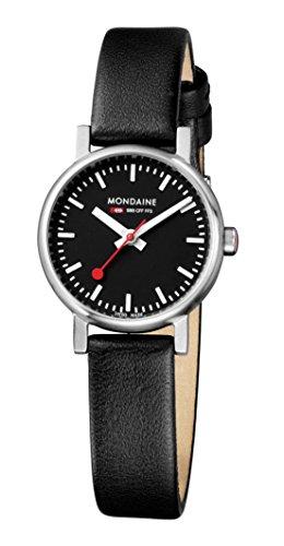 Mondaine Herren-Uhren Quarz Analog A658.30301.14SBB - 3