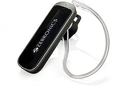 Zebronics BH503 Wireless Mono Headset (Black)