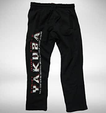 Yakuza Ink Jogginghose - JOB 330 schwarz BRANDNEU Größe XXL