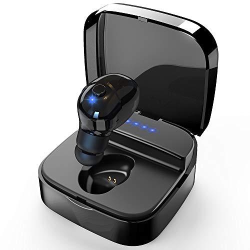 """Ajustable perfecto Auricular inalámbrico Bluetooth """"GL016"""" , lleva tu vida inteligente Con la última tecnología Bluetooth 4.2 y el avanzado chip CSR, nuestro auricular inalámbrico está dedicado a una experiencia de calidad de sonido excepcional. Llam..."""