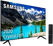 "Samsung Crystal UHD 2020 50TU8005 - Smart TV de 50"" con Resolución 4K, HDR 10+, Crystal Display, Procesad"