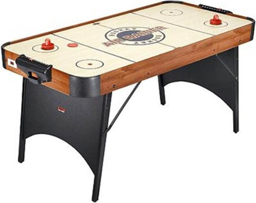 BCE Menu0027s Air Raider Hockey Table, Wood Effect, ...