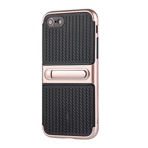 Wkae Trunk Form TPU ABS Ol Auslauf Handwerk Kombination Schutzhulle Mit Halter Fur IPhone 7