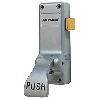 Hoppe AR883 Arrone Panic Emergency Hardware Fire Door Exit Reversible Push Pad by Hoppe