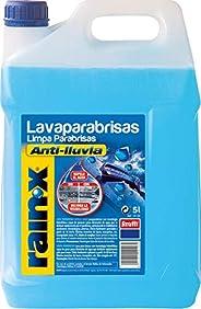 Rain-X 14126 Lavaparabrisas anti-lluvia protección -5°C, Fabricado en España, Repelente lluvia, Parabrisas, 5