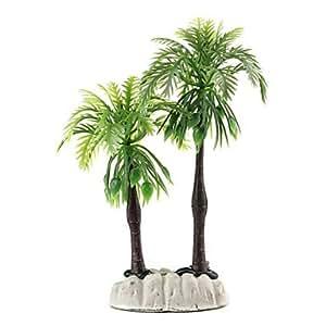 5 plastica cocco decorazione ornamento pianta per for Pianta di cocco