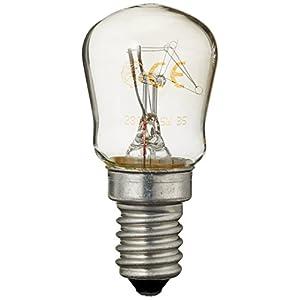 GENERAL ELECTRIC 50279889005 BOMBILLA PARA NEVERA 15 W E14