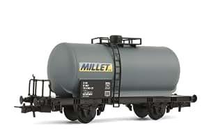Jouef Junior - HJ6109 - Modélisme Ferroviaire - Wagon Citerne Millet