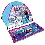 Disney Frozen Play Tent And Sleeping Bag...