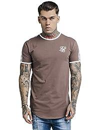 60c022ca Amazon.co.uk: SikSilk - Tops, T-Shirts & Shirts / Men: Clothing