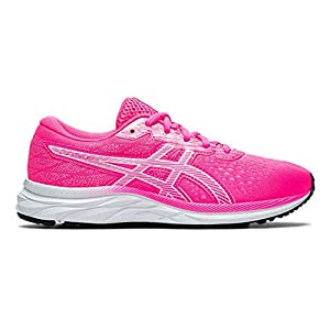 Asi Gel-Excite 7 GS Junior Running Trainers – Hot Pink/White