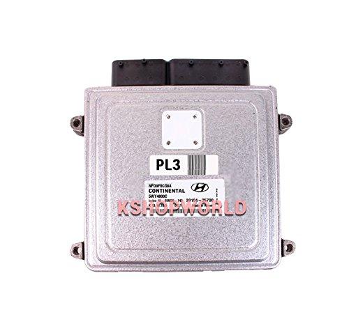 Véritable 3911026680 ECU unité de commande électronique pour Hyundai Elantra Avante XD 2001–06