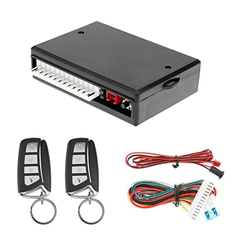 YouN Car Auto Remote Central Kit Door Lock Vehicle Keyless Entry System 405/T293 (Remote Trunk Lock)