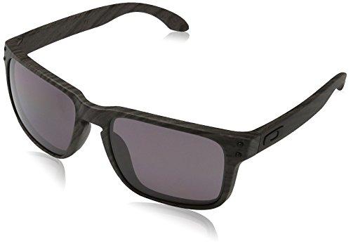 Oakley Herren OO9102 55 9102B7 Sonnenbrille, Braun