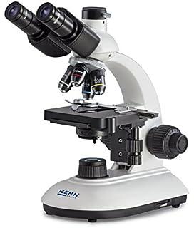 Tubus: Trinokular Objektiv: 0,7x Kern OZM 933 Vordefiniert mit Universalst/änder und Beleuchtung f/ür Ihren funktionalen Arbeitsplatz Beleuchtung: 4,5W-LED-Ringlicht Stereomikroskop-Set 4,5x