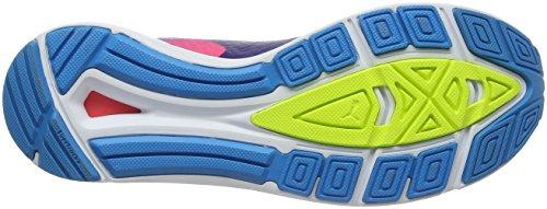 Puma Speed 300 Ignite Herren Laufschuhe Pink (bright plasma-blue danube-true blue 09)