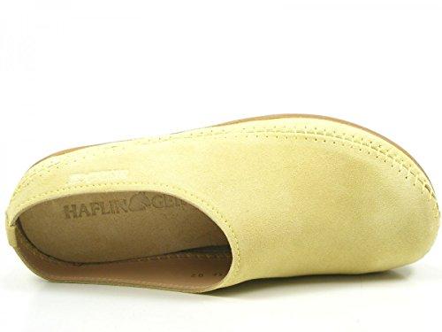 Haflinger Everest Softino Pantofole Unisex - Adulto Gelb