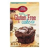 Betty Crocker Gluten Free Devil's Food Cake Mix, 425g