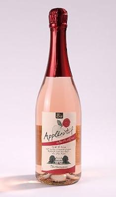 Clostermann Appléritif mit Rosen, alkoholfrei (750 ml) - Bio