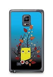 YuBingo Cartoon Mobile Case Back Cover for Samsung Galaxy Note 4 Edge
