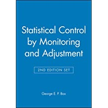 Statistical Control by Monitoring and Adjustment (Wiley Series in Probability and Statistics)