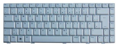 Original Tastatur Asus Pro80Jt silber Neu