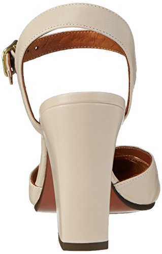 Chie Mihara Rain, Sandales  Bout ouvert femme Beige (tailu nude)