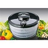 Küchenprofi, Centrifuga per insalata, Nero (Schwarz)