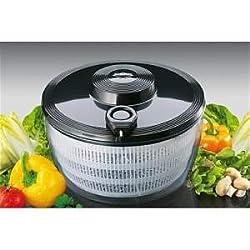 Küchenprofi 1310171000 Salatschleuder, schwarz