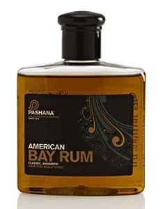 how to make bay rum hair tonic