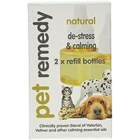 Pet Remedy Recambio natural antiestrés y calmante, 40 ml, 2 unidades