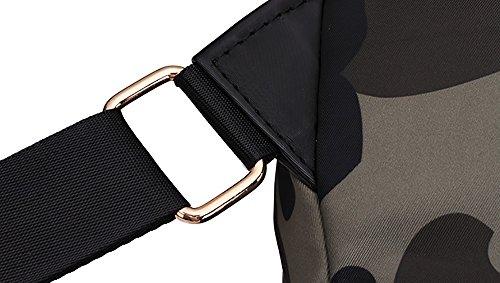 CLOTHES- Versione coreana Camouflage dell'asilo del bambino Sacchetto sveglio del sacchetto di spalla dello zaino del sacchetto del sacchetto ( Colore : B ) A
