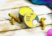 The Divine Foods   Diaper Rash Cream for Babies  Organic   Diaper Rash Balm for Babies   All Natural Ingredien