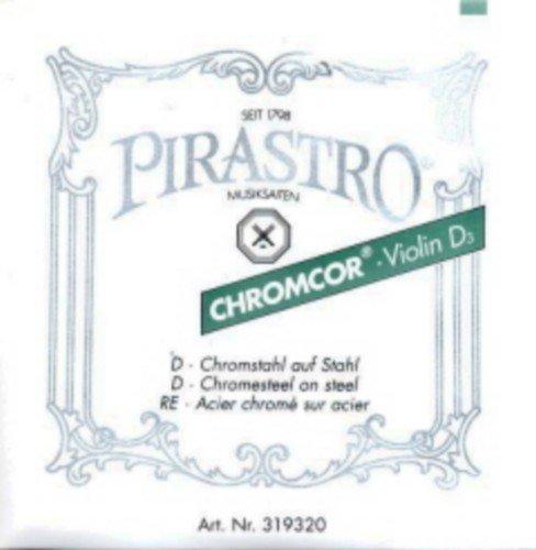 CUERDA VIOLIN - Pirastro (Chromcor 319340) (Cromo) 3ª Medium Violin 3/4 y 1/2
