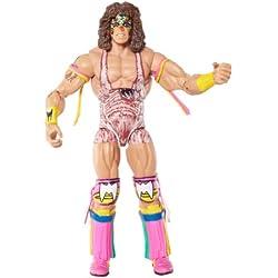 WWE Elite 26 Action Figure Ultimate Warrior Mattel