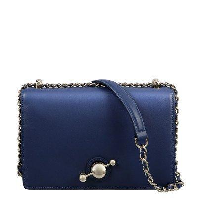 SZJZ A catena singola borsa Borsetta in pelle di vitello morbida pelle di moda diagonal square bag,Rose Red blue