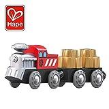 Hape E3751 Kleinkindspielzeug Zug mit Zahnrad
