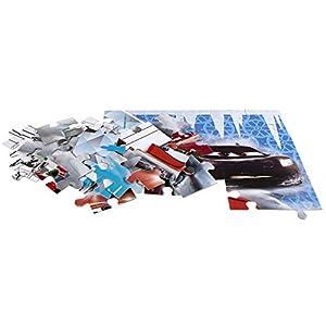 ColorBaby - Puzzle Cars, 48 piezas. 2 caras coloreable y con rotuladores (42669)
