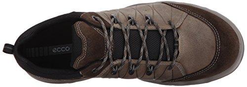 Ecco Ulterra, Chaussures de Randonnée Basses Homme Vert (Tarmac/tarmac)