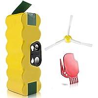 morpilot Irobot Roomba bateria, 3800mAh iRobot Roomba Batería de Ni-MH para iRobot Roomba los Series 500 600 700 800 900