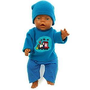 Kleidung & Accessoires Babypuppen & Zubehör 43 cm Puppenkleidung passend für Baby Born
