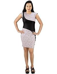 Fashion Parakeet   Premium Body Con   Cheetah Print With Black Design   Stretchable